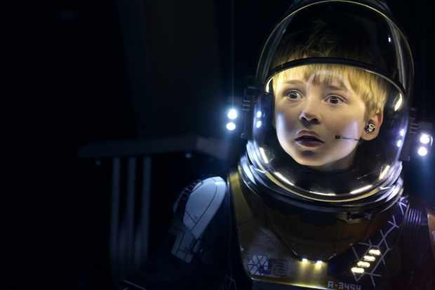Lost in Space season 3